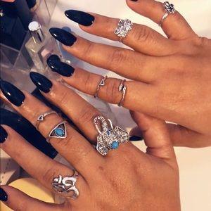 Multi rings set
